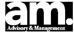 A y M Consultoría y Comunicación Logo
